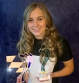 YUSU STUDENT WINS «ATHLETE OF THE YEAR» NATIONAL AWARD
