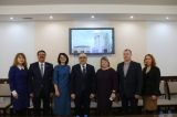 Consul General of Azerbaijan visited Yugra State University