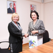 Yugra State University (YuSU) and Azerbaijan Architecture and Construction University (AUAC) have signed a cooperation agreement