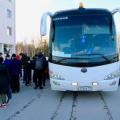45 international students were transfered back home to Kazakhstan