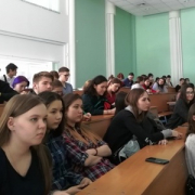 Hungarian partners visited Yugra State University